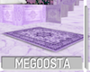 Lilac Ornate Rug
