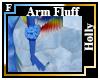 Holly Arm Fluff F