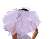 *JL* Lilac Veil w/ tiara