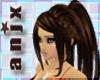 brown trixie hair