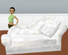 White Couch w/ poses