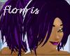 F> Black/Purple Hair