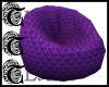 TTT Bean Chair ~ Purple