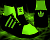 *CA* Green/Black Didas