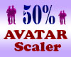 Resizer 50% Avatar