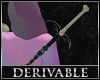 ~D~ Bone Sword