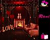Furnished Valentine Room