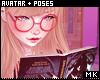 金. Book + 5 Poses
