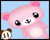 *Y* Teddy Bear Pink