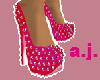 pink pumps *AJ*
