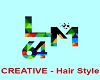 [LN] Frame hair style