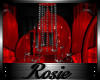 Red Rose Chandalier