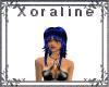 (XL)Blue Paula