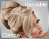 C jac blonde hair up