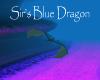 Sir's Blue Dragon