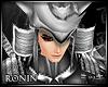 ! White Ronin Helm