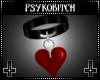 PB Heart Bracelet R