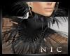 [Nic]Fleur Feather Choke