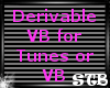 [S] Derivable VB
