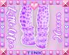 LM Purple Hooves