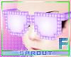ⓢ Pixo Glasses Lilac