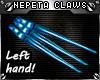 !T Nepeta Leijon claws L