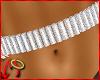 [m] Belt Hawt Silver