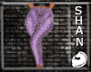 Grape Rain Leggins