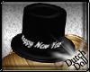 DD Midnight Tophat Black