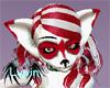 Christmas Raccoon Ears
