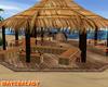 Exotic Tiki bar
