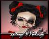 Manda Doll Hair Black