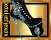 [L] WOLF Black 2 Boots F