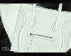 c / luana bag white