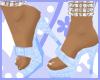 !JMD! Hatch Blue Sandal