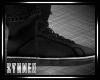 + Black Pumps (M)