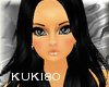 K black lady's hair