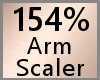 Arm Scaler 154% F A