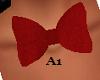 Stem Trendy Bowtie Red