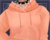  A  Sweatshirt Orange
