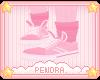 bun shoes