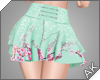 ~AK~ Sakura Skirt: Mint