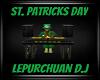 St, Patricks Day D.J