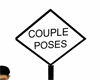 (SL)Couple Poses Sign