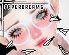 ▻ Blu Cutie Glasses