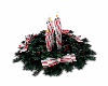 Peppermint Candle Set