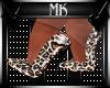 !Mk! Leopard Heels