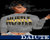 Gray Hustle Sweater