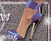 Heels . blue