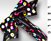 ! L! Hatter Bow-tie